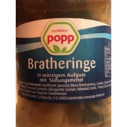 Bratheringe