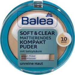 Balea Young Soft & Clear 10 Sand