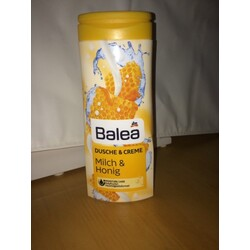 Balea Dusche&Creme Milch&Honig