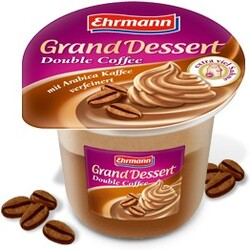 Ehrmann - Grand Dessert Double Coffee