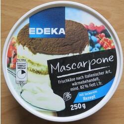 EDEKA - Mascarpone