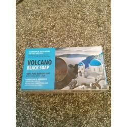 Volcano Black Soap