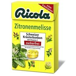Ricola - Zitronenmelisse ohne Zucker