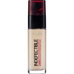 L'Oréal Paris - Indefectible 24h Make-up 145 Rose Beige