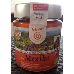 Bio Blütenhonig aus Mexico
