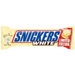 "Snickers White ""Limited Edition"""
