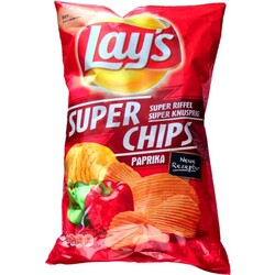 Lay´s Superchips Paprika