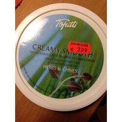 Tofutti Creamy Smooth