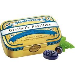 Grether's Pastilles - Blackcurrant