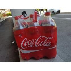 Coca-Cola (6 x 1.5 l)