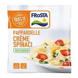 Frosta Pappardelle Crème Spinaci