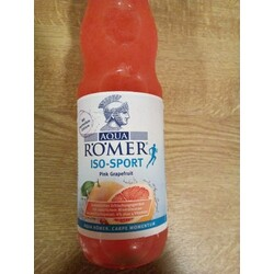 Aqua Römer Iso-Sport Pink Grapefruit
