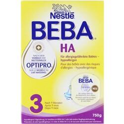 Nestlé - BEBA HA 3