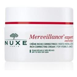Nuxe Gesichtspflege Merveillance Expert für trockene HautRich Correcting Cream Enrichie 50 ml