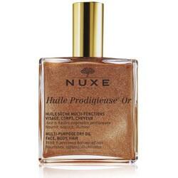 Nuxe - Huile Prodigieuse® Or, trockenes Multifunktions-Öl mit Glanzpartikeln, 50 ml