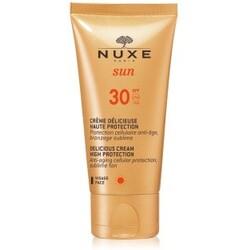 Nuxe Crème Délicieuse Visage Spf 30 Sun (Crème  SPF 30  50ml)