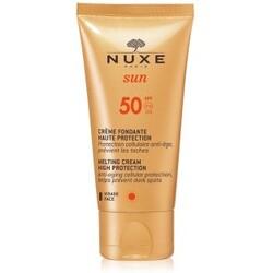 Nuxe Gesichtspflege Sonnenpflege und Selbstbräuner Delicious Cream For Face  SPF 50 50 ml