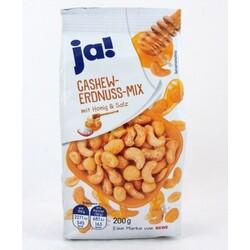 Ja! Cashew-Erdnuss-Mix