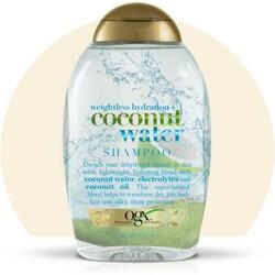 coconut water shampoo