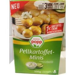 Pellkartoffel-Minis