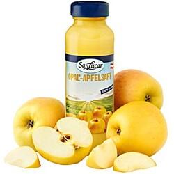 SanLucar Opal-Apfelsaft (250ml Flasche)