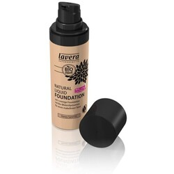 Lavera Natural Liquid Foundation, Honey Sand 03 (30 ml)