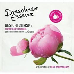 Dresdner Essenz Gesichtsmaske Pfingstrose Jojobaöl