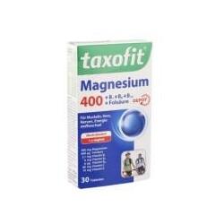 Taxofit Magnesium 400 + B1 + B6 + B12 + Folsäure Depot Tabletten