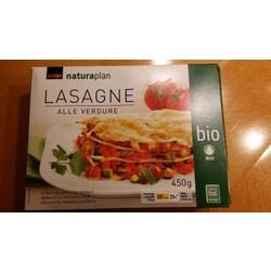 Bio Lasagne alle verdure