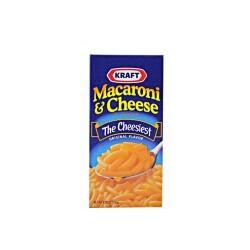 Kraft Foods Kraft Macaroni and Cheese The Cheesiest (206g)