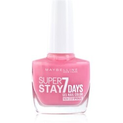Maybelline New York Superstay 7 Days (113 Barely Sheer  Gel-Effekt Nagellack)