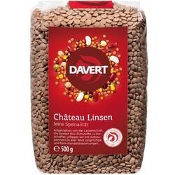Davert Château Linsen, 500 g