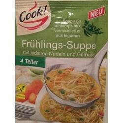 Cook Frühlings-Suppe