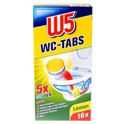 W5 WC-Tabs Lemon