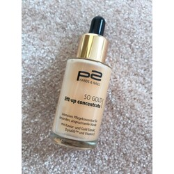 P2 'So Gold' Lift-Up concentrate
