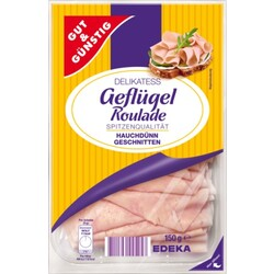 Gut & Günstig - Delikatess Geflügel Roulade