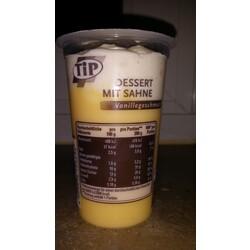 TiP - Sahne Dessert Vanilla