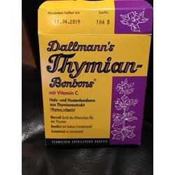 Dallmann's – Thymianbonbons mit Vitamin C