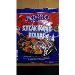 America Steakhouse Pfanne