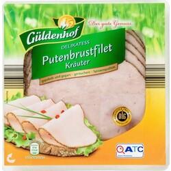 Güldenhof - Delikatess Putenbrustfilet Kräuter
