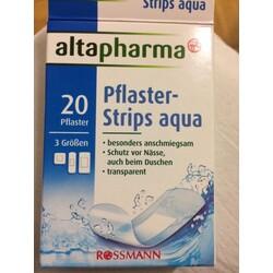 Altapharma Pflasterstrips Aqua