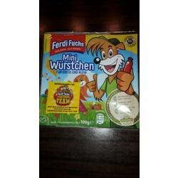 Ferdinand Fuchs Mini Würstchen