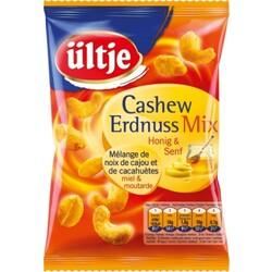ültje Cashew Erdnuss Mix Honig & Senf