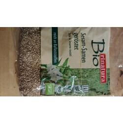 Bio Sesam-Samen geröstet
