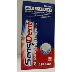 SensiDent - Intensiv-Prothesenreiniger Tabs