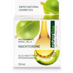 Naturaline Natural Cosmetics Nachtcreme