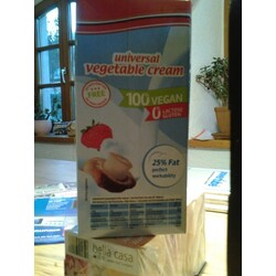 universal vegetable cream