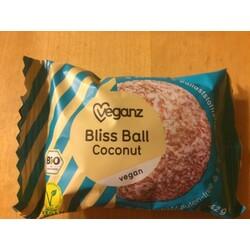Veganz Bliss Ball Coconut
