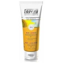 Lavera - Baby & Kinder Sonnencreme LSF 30