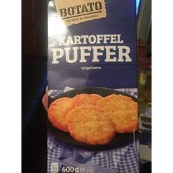 Botato Kartoffelpuffer